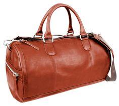Reisetasche rund (braun) - RR9-21BR