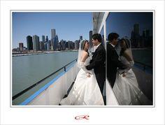 Lake Michigan Mystic Blue Wedding | Robert Sojka - Chicago Wedding Photographer
