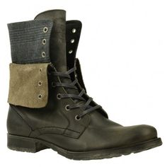 Vintage worker boots // veterboots // SACHA