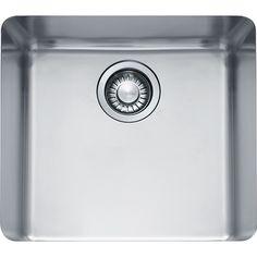 Kubus / KBX110-18 / Stainless Steel / Sinks