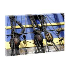 Top Bilder Kunstdruck auf Leinwand XXL Kogge-100cm*65cm V0420408