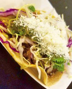 Mmmm spicy @fanoflamb street tacos?! I should be ashamed how many of you @angerawrrr @beauraines & I ate of you last night!  #IFBC #ifbc16 #lamb #fanoflamb #ifbc2016 #travel #sacramento #farmtofork #foodporn