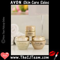 Avon Skin Care Specials for Campaign 23, 2017. Available online 10/12/17 through 10/25/17. Regularly $6 and up. Shop online with FREE shipping with any $40 online Avon purchase. #AnewClean #Avon #CJTeam #Sale #NutraEffects #AnewClinical #SkinCare #AvonSkinCare #Anew #AvonSale #BestofBeauty #Clearskin #Avon4Me #C23 Shop Avon online @ www.TheCJTeam.com