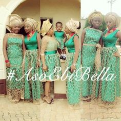 @bibiquintessence  asoebi ankara fabric #naijagirlskillingit african fashion