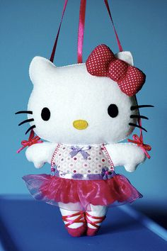Hello Kitty :) by Mimos & Feltrices