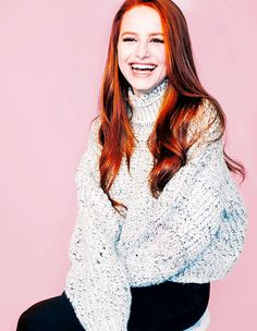 Madelaine Petsch by Charles Caesar for Elle USA.