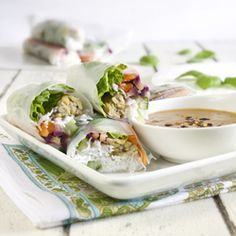 Chef Mary Ellen Carter will be at Gretchens on Wednesday for a class on Thai cuisine. Fresh Thai Spring Rolls are on the menu!