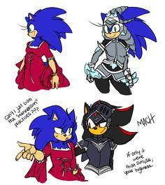 shadonic shadow the hedgehog y sonic the hedgehog fav ships