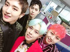 ⤴× kthpgs × I kpop I MASC - HEEJAE, WOOSOO, DAESUNG & JIHOON