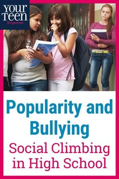 Teens and bullying often go hand in hand. How can we stop bullying in schools? Interview with bullying researcher Dr. Mindful Parenting, Gentle Parenting, Parenting Advice, Raising Teenagers, Parenting Teenagers, Teenage Behaviour, Toddler Behavior, Teen Bullying, School Interview