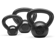 Yes4All Combo Special Weight Available: Vinyl Coated Kettlebell Weight Sets Multicolor - 5, 10, 15 lbs