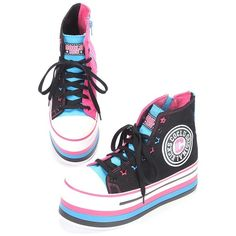 ★ awesome ★ | ♥ fairy/decora/pop kei ♥ ❤ liked on Polyvore featuring shoes and brody shoes