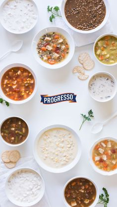 Discover our quality canned food at Progresso. From delicious Soup to broth, bread crumbs and beans, we have a fantastic selection to choose from. Bread Crumbs, Artichoke, Palak Paneer, Curry, Beans, Soup, Gluten Free, Ethnic Recipes, Glutenfree