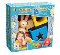 SmartGames Bunny Boo - Leikkien.fi - Opettavainen lelukauppa