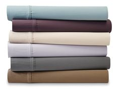 The 4-Piece Traditional Cotton Sheet Set Makes it Easy to Update Your Bedding with High Quality Comfort and Style