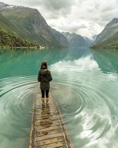 Ripples in space! Stryn Norway | Walasavage Photography Say Yes To Adventure