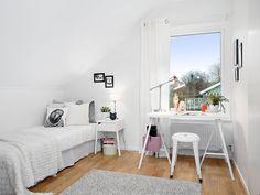 Kärngården - stort hus med mycket ljusinsläpp från Myresjöhus Suburban House, Accent, How To Plan, Storage, Bed, Modern, Furniture, Home Decor, House Ideas