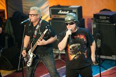 zespół Big Cyc grający w studiu nr 5 TVP