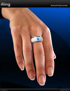 The Apple iRing – Hoax or New Concept Design