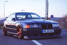 BMW E36 328i from hungary