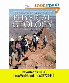 Earth an introduction to physical geology 11th edition authors laboratory manual in physical geology 9th edition 9780321689573 agi m american fandeluxe Image collections