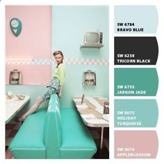 Chip It! by Sherwin-Williams  Retro