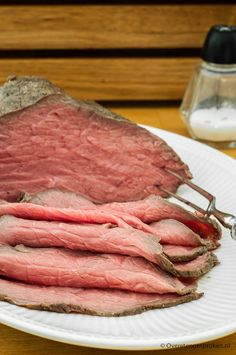Belgium Food, Meat Love, Slow Roast, Meat Recipes, Slow Cooker, Main Dishes, Pork, Food And Drink, Lunch