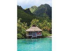 Best Overwater Bungalows in Tahiti | Intercontinental Moorea