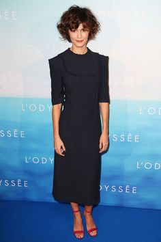 L'Odyssee premiere, Paris - October 3 2016
