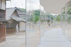 sejima inujima arthouse project. by sanaa.