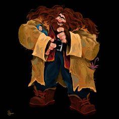 "Dai un'occhiata a questo progetto @Behance: ""Hagrid"" https://www.behance.net/gallery/46637111/Hagrid"