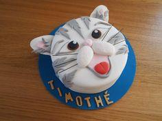 Gâteau Chat