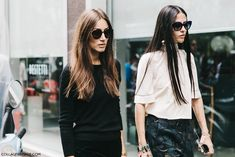 MFW-Milan_Fashion_Week-Spring_Summer_2016-Street_Style-Say_Cheese-Gilda_Ambrossio-Giorgia_Tordini-