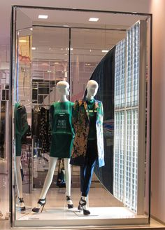 """BLUMARINE,Milan Italy,""""Mandy,the roof of my house is covered in solar panels,when I'm home,I'm a pretty green girl.....', pinned by Ton van der Veer"""