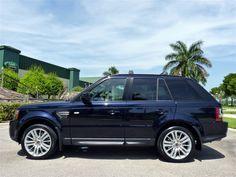 2012 Land Rover Range Rover Sport West Palm Beach, FL #landroverpalmbeach #landrover #rangerover http://www.landroverpalmbeach.com/
