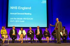 NHS England: Annual General Meeting, 2013