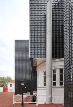 architecten de vylder vinck taillieu, Filip Dujardin · L-BERG