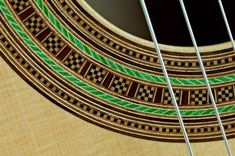 This is a reproduction of the 1883 guitar, now in the Paris Conservatoire collection, by the famous Spanish guitar maker Antonio de Torres Guitar Building, Classical Guitars, Restoration, Acoustic Guitars, Beautiful, Decor, Music Instruments, Doodle Flowers, Musicals