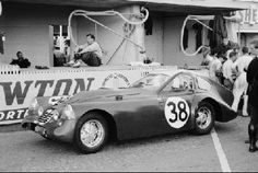 Bristol 450 at 24 Hours of Le Mans - Photo by: Rudolfo Mailander