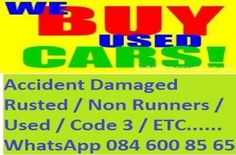 Visit Gumtree South Africa, your local online classifieds with thousands of live listings! Buy & sell cars, property, electronics, or find a job near you. Buy And Sell Cars, Cars For Sale, Gumtree South Africa, Damaged Cars, Junk Mail, Instant Cash, Car Buyer, Find A Job, Runners