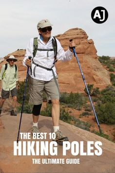 Find out what are the best hiking poles on the market for 2016 with these easy-to-read reviews.