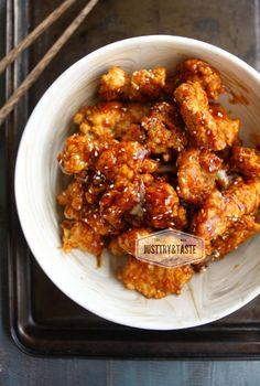 Resep Ayam Saus Wijen Resep Ayam Resep Makanan Resep Masakan
