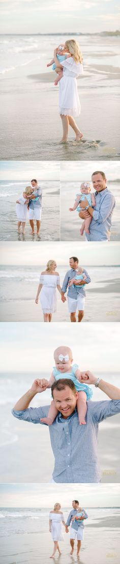 What to wear to your family session? Family beach photos | What to wear? | Myrtle Beach | Pawleys Island | South Carolina | www.pashabelman.com | Ideas for family pictures at the beach