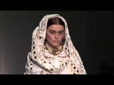 "▶ ""KTZ"" London Fashion Week Fall Winter 2014 2015 by Fashion Channel - YouTube"