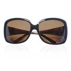 Óculos sol Euro Feminino Londres Marrom OC012EU/2M - euro - mobile