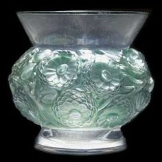 Vase by Rene Lalique