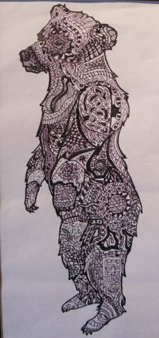 cool - thought this is not really zentangle