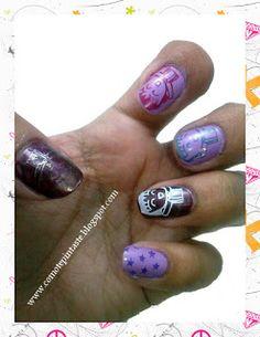 Línea Stamping de Dulce Diallo. #swatches #nails #uñas #comotepintaste #esmaltes #polish #stamping #estampacion #dulcediallo