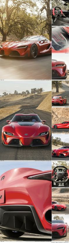 Toyota FT1 Concept-Car – Fubiz™ 106 St Tire & Wheel locations are home of the $45 wheel alignment (most cars), come see us at 106-01 Northern Blvd, 118-02 Merrick Blvd, 105-08 Northern Blvd, 79-20 Queens Blvd, 45-13 108 St serving Forest Hills and Rego Park  http://www.106sttire.com/wheel-alignment