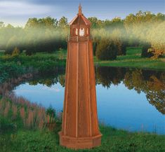 1000 Images About Garden Lighthouse Ideas On Pinterest